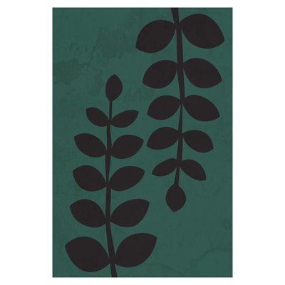 Print on Paper US250 - Leaves by Alejandro Franseschini