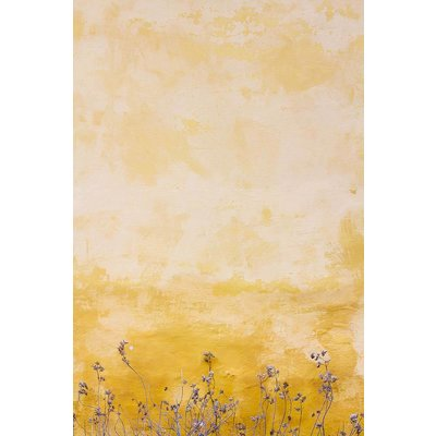 The Picturalist Framed Print on Rag Paper: Jaune by M. Eendra