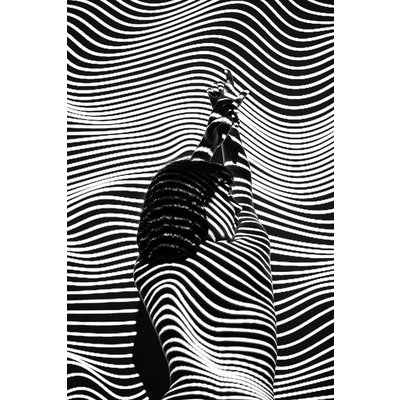 The Picturalist Framed Print on Rag Paper: Psychotropic by I. Pereira