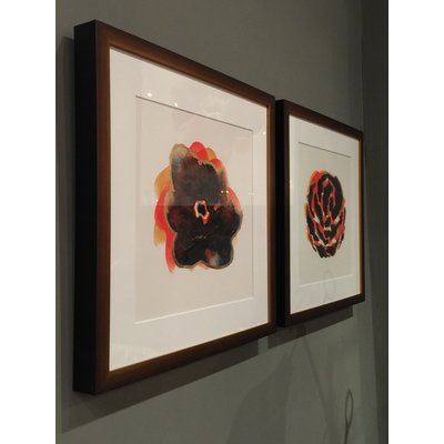 Framed Print on Rag Paper: Buttercup by Alejandro Franseschini