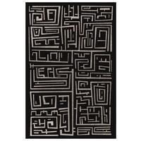 Framed Print on Rag Paper: Labyrinth