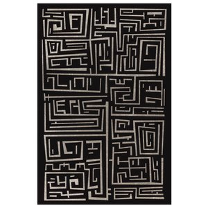 Framed Print on Rag Paper: Labyrinth