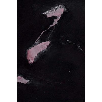 Framed Print on Rag Paper: Lost Islands by Evelyn Ogly