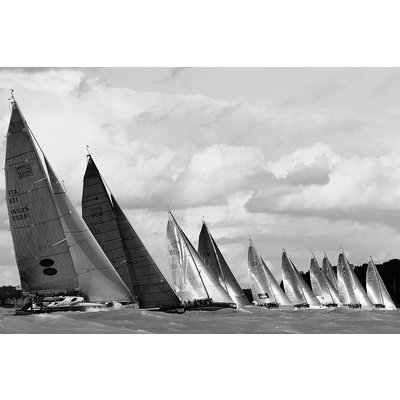 Swan 45s on the Line 1.5 Format by Kevin Dailey