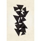Framed Print on Rag Paper: Arauca Series 3 by Alejandro Franseschini