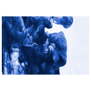 The Picturalist Framed Print on Rag Paper: Aqua Quench