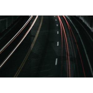 Framed Facemount Acrylic Speed 3