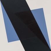 Framed Print on Canvas: As a Square 02 by Rodrigo Martin