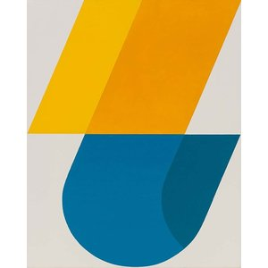 Stretched Canvas 1.5 - Broken Curve by Rodrigo Martin