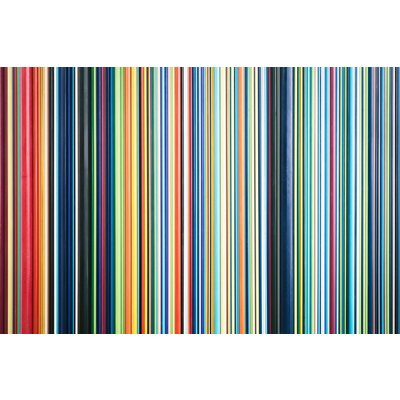The Picturalist Facemount Acrylic: Gradient 10 by E. Blithe