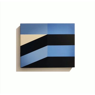 The Picturalist Framed Print on Canvas: Assembly 03 by Rodrigo Martin