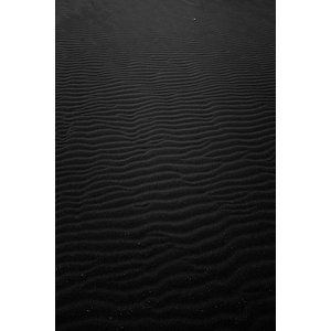 Framed Print on Rag Paper: Night Sands