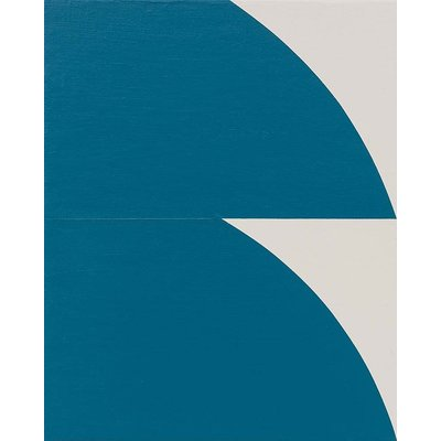 Framed Print on Canvas: 33 Canvas by Rodrigo Martin