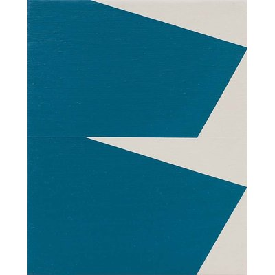 Framed Print on Canvas: 44 Canvas by Rodrigo Martin