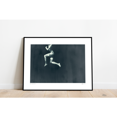 The Picturalist Framed Print on Rag Paper: Cadena by Enric Gener