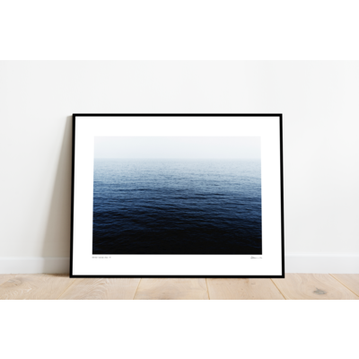 Print on Paper - US250 - Balearic Blue by Enric Gener