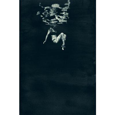 Framed Print on Rag Paper Cadena II by Enric Gener