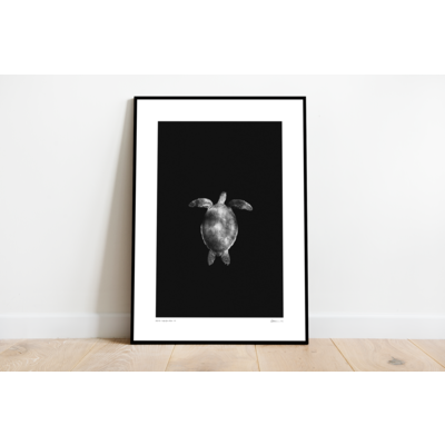 The Picturalist Framed Print on Rag Paper: Carey by Enric Gener