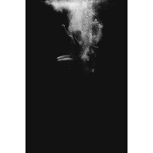 The Picturalist Framed Print on Rag Paper: Glitter
