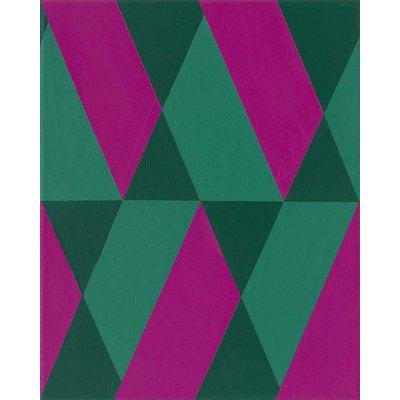 Stretched Canvas 1.5 - Assembly 05 by Rodrigo Martin