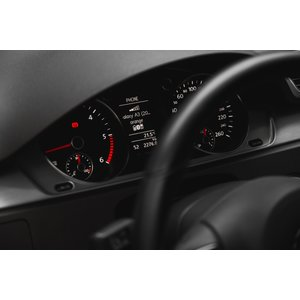 Facemount Acrylic - Dashboard by A. Stavrica Print on 1/4 inch acrylic glass
