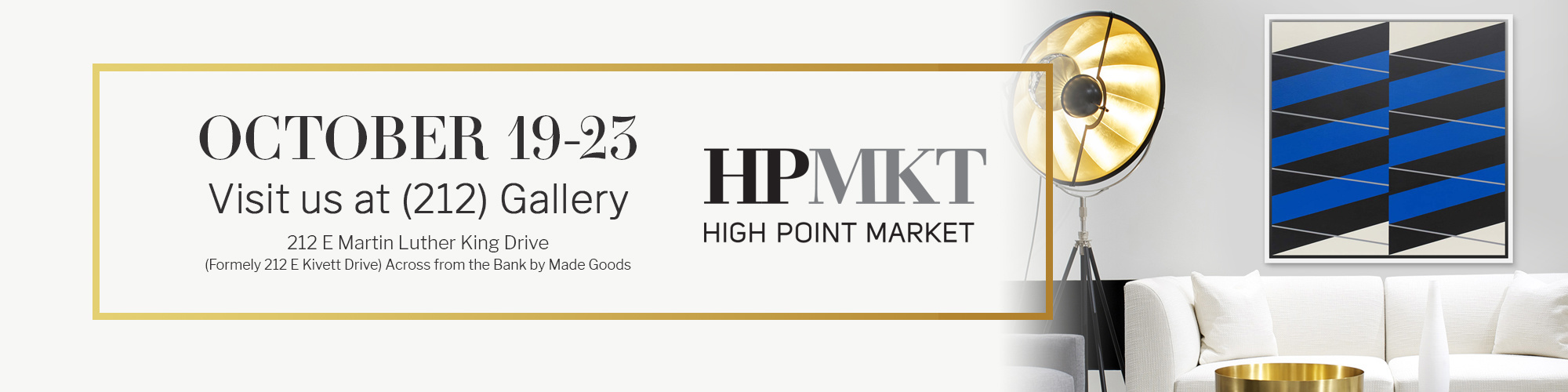 You Are Invited: See You in High Point Market