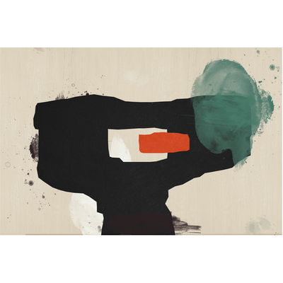 The Picturalist Framed Print on Rag Paper: Yes or No by Alejandro Franseschini