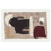 The Picturalist Framed Print on Rag Paper: The View from the Balcony by Alejandro Franseschini