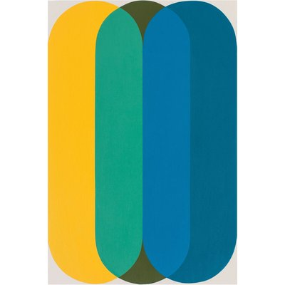 Stretched Canvas 1.5 - Pill 01 by Rodrigo Martin