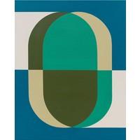 Framed Print on Canvas: Pill 02
