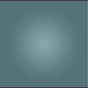 Facemount Acrylic: Cornflower Halo
