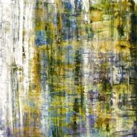 The Picturalist Framed Print on Canvas: Graffitti Blur 2