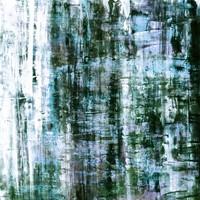 The Picturalist Framed Print on Canvas: Graffitti Blur 6