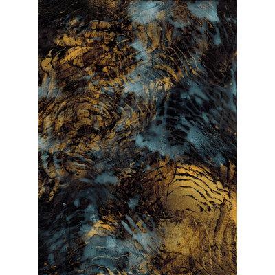 The Picturalist Framed Print on Rag Paper: Dark Alchemy 1 by Julia Di Sano