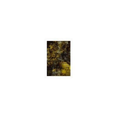 The Picturalist Framed Print on Rag Paper: Dark Alchemy 7 by Julia Di Sano