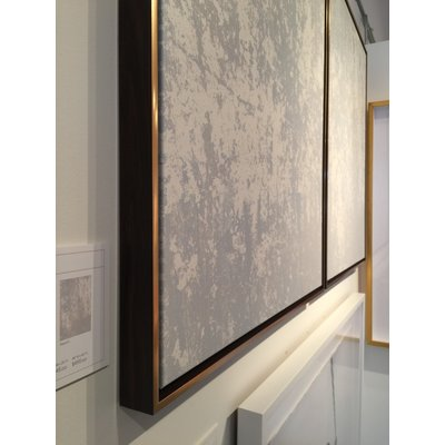Framed Print on Canvas: The Selknam Ascention 1 Canvas by Evelyn Ogly