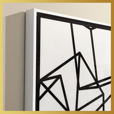 The Picturalist Facemount Acrylic: Pas de Deux by Hudson Hintze 1/4 Inch Thick Acrylic Glass