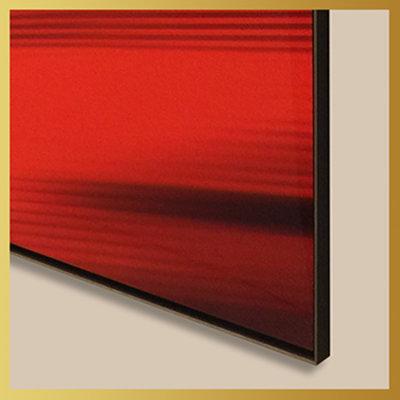 Facemount Acrylic: Wassily Kazimirski Berlin Citylights 4.  1/4 Inch Thick Acrylic Glass