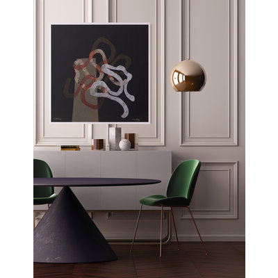 The Picturalist Framed Print on Rag Paper: Cinterias 12 by Lidia Beiza