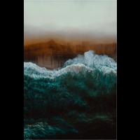Facemount Metal: Mindful Wave