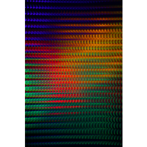 Facemount Acrylic: Polychromatic