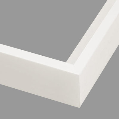 The Picturalist Facemount Acrylic: White Swan 1/4 Inch Thick Acrylic Glass
