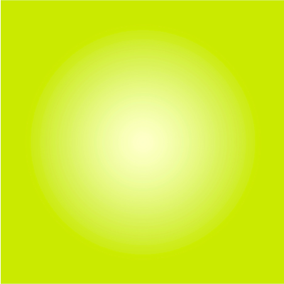 Facemount Acrylic: Chartreuse Halo