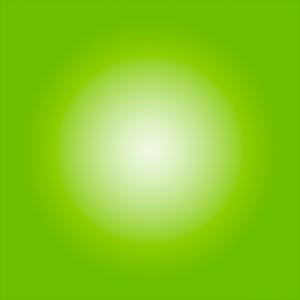 Bright Green Halo