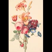 A Bouquet by Geertruida Knip