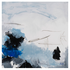 The Picturalist Framed Print on Rag Paper: Azure III by Leila Pinto