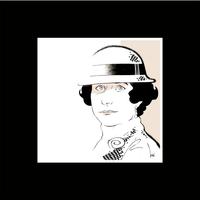 Framed Print on Rag Paper: Dorothy Draper