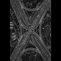 Framed Print on Rag Paper: On the Road Again