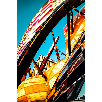 The Picturalist Framed Print on Rag Paper: Mirage by S. Kutusof