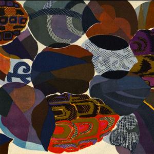 Framed Print on Rag Paper: Pattern Play